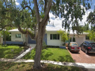Large recently renovated pool, marble home in Miami Shores, FL