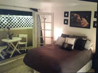 huge bedroom with full bath and balcony  in Studio City, CA