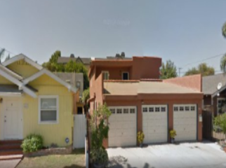 Duplex near 7th Street in Long Beach, CA