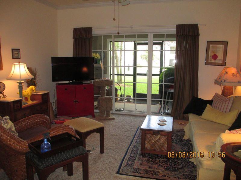 Beautiful furnished condo in gated community in St. Augustine, FL