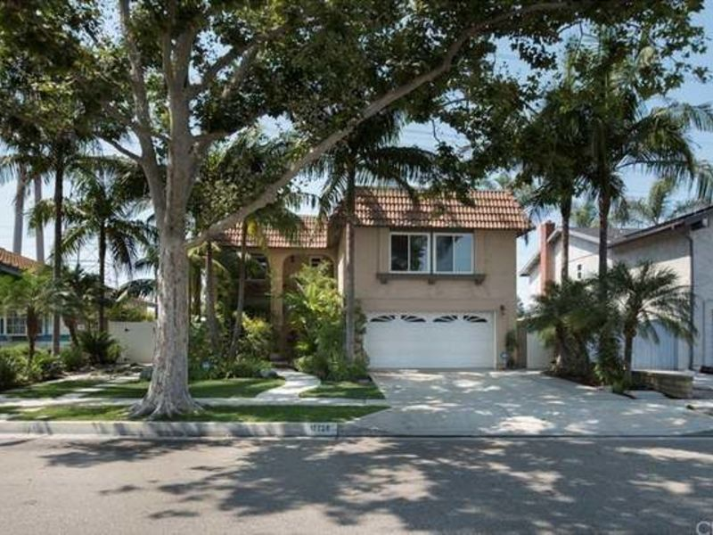 safe and quit single family house. in Cerritos, CA