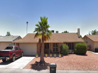 Quite quaint home in senior community in Ahwatukee in Phoenix, AZ