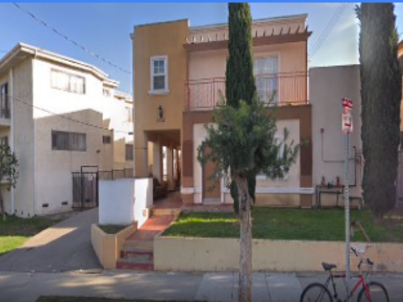 1 Bedroom for Rent for $1150 a Month in Santa Monica, CA