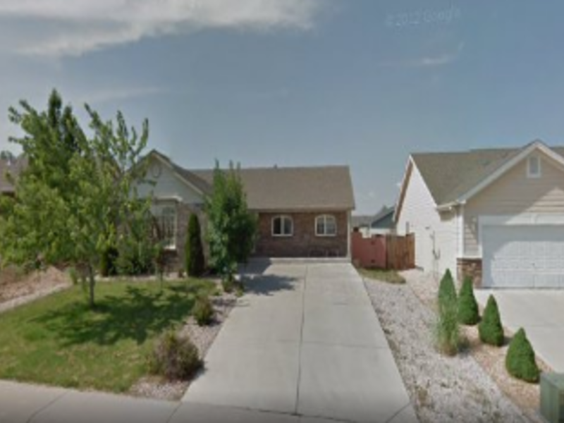 Large house  in Evans , CO