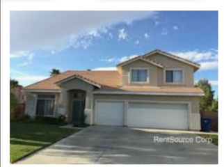 Quite working class / retired community in Palmdale, CA