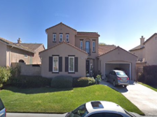 Private upstairs for rent with pool and hot tub  in Winchester , CA