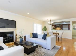 3 bedroom, 2.5 bath luxury Westwood condo for rent in Los Angeles, CA