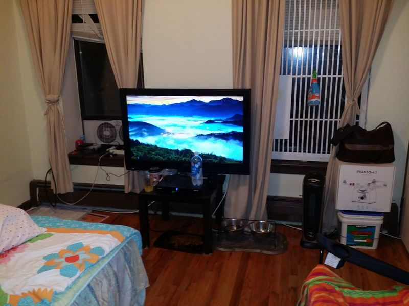 2 furnished bedrooms in a four-bedroom apartment in  Brooklyn , NY