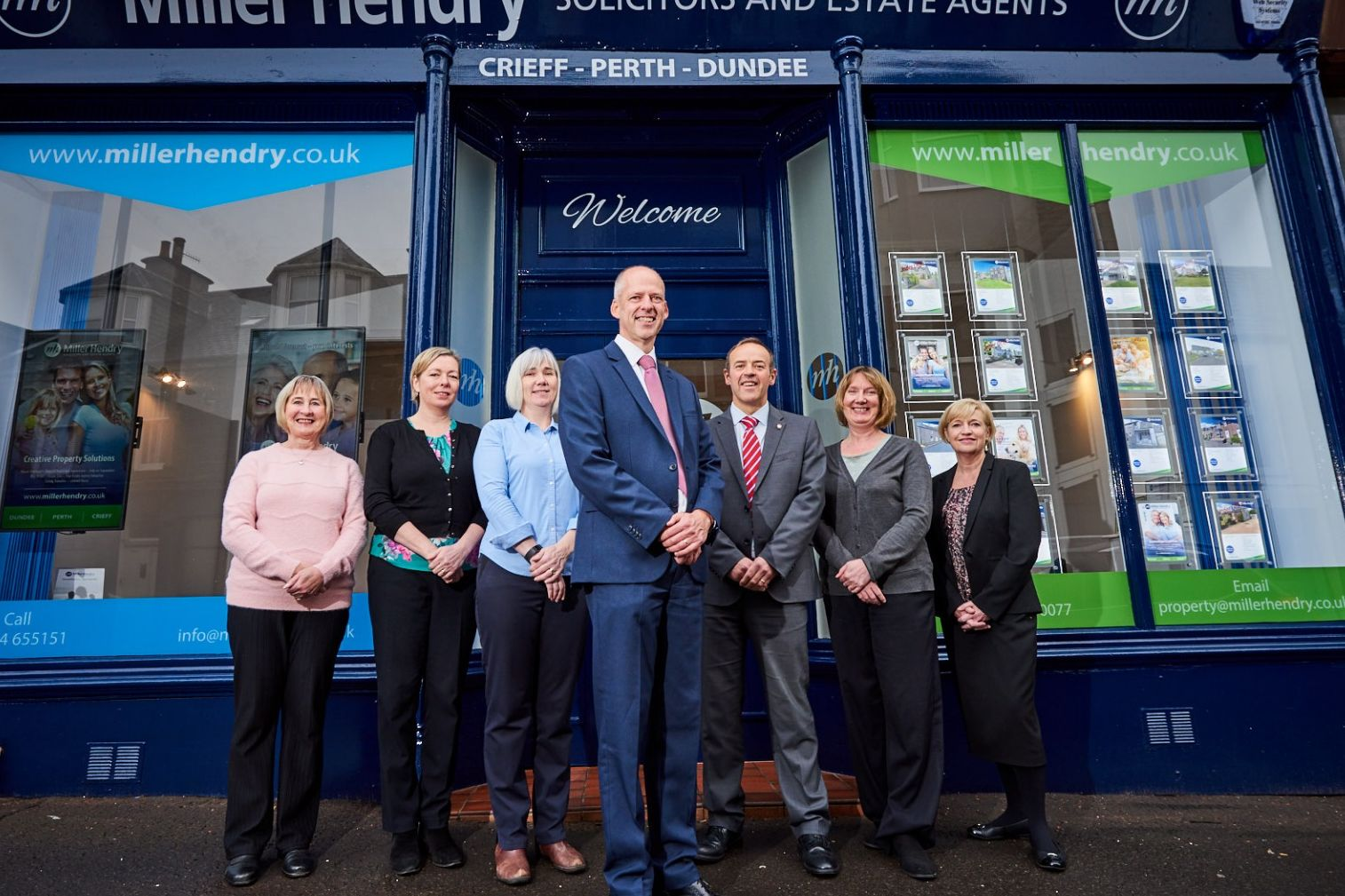 Miller Hendry on the move to new Crieff office