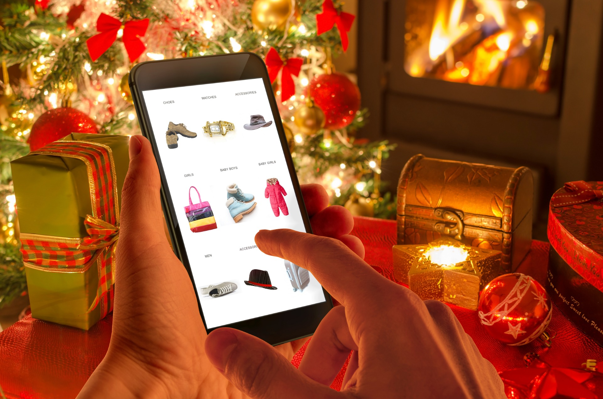 How to stay safe shopping online this Christmas: Top tips from leading Tayside solicitors Miller Hendry
