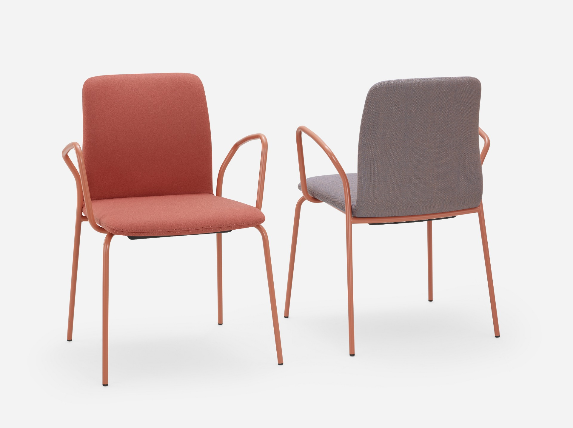 Boss Design - Arran Armchairs 'Coral Reef' Frame.