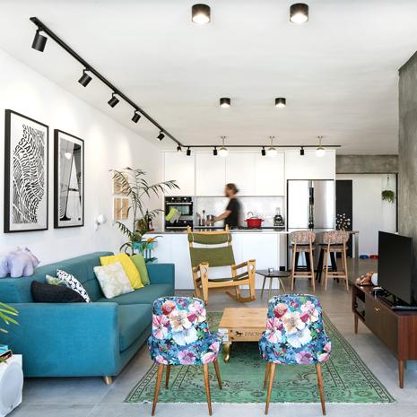 Neve-Avivim Apartment > Tel-Aviv