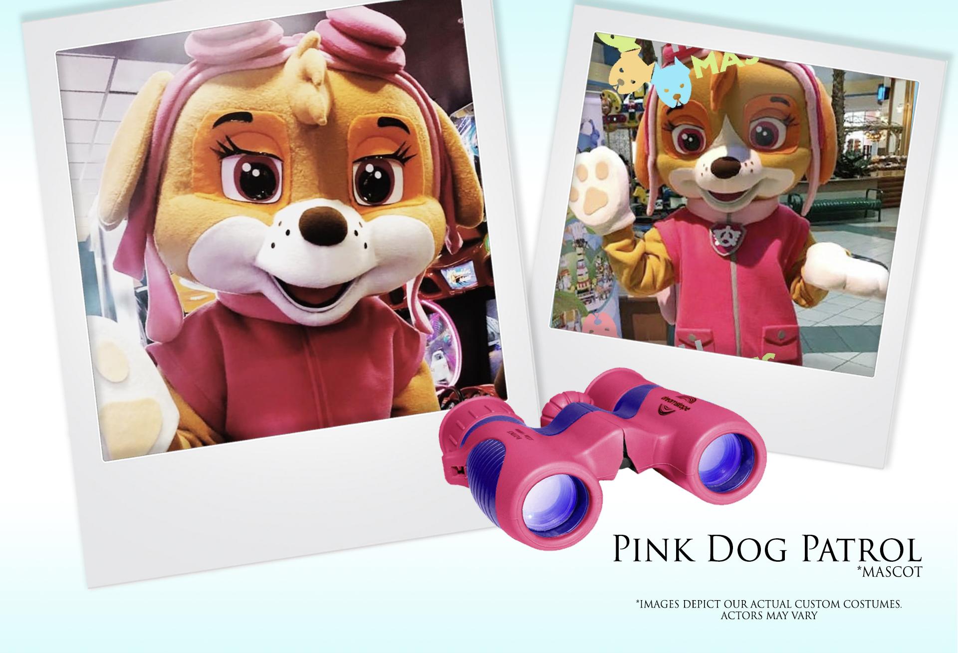 Pink Dog Patrol