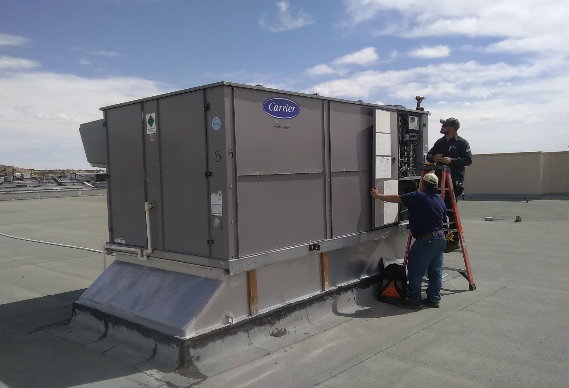 Carrier HVAC Maintenance