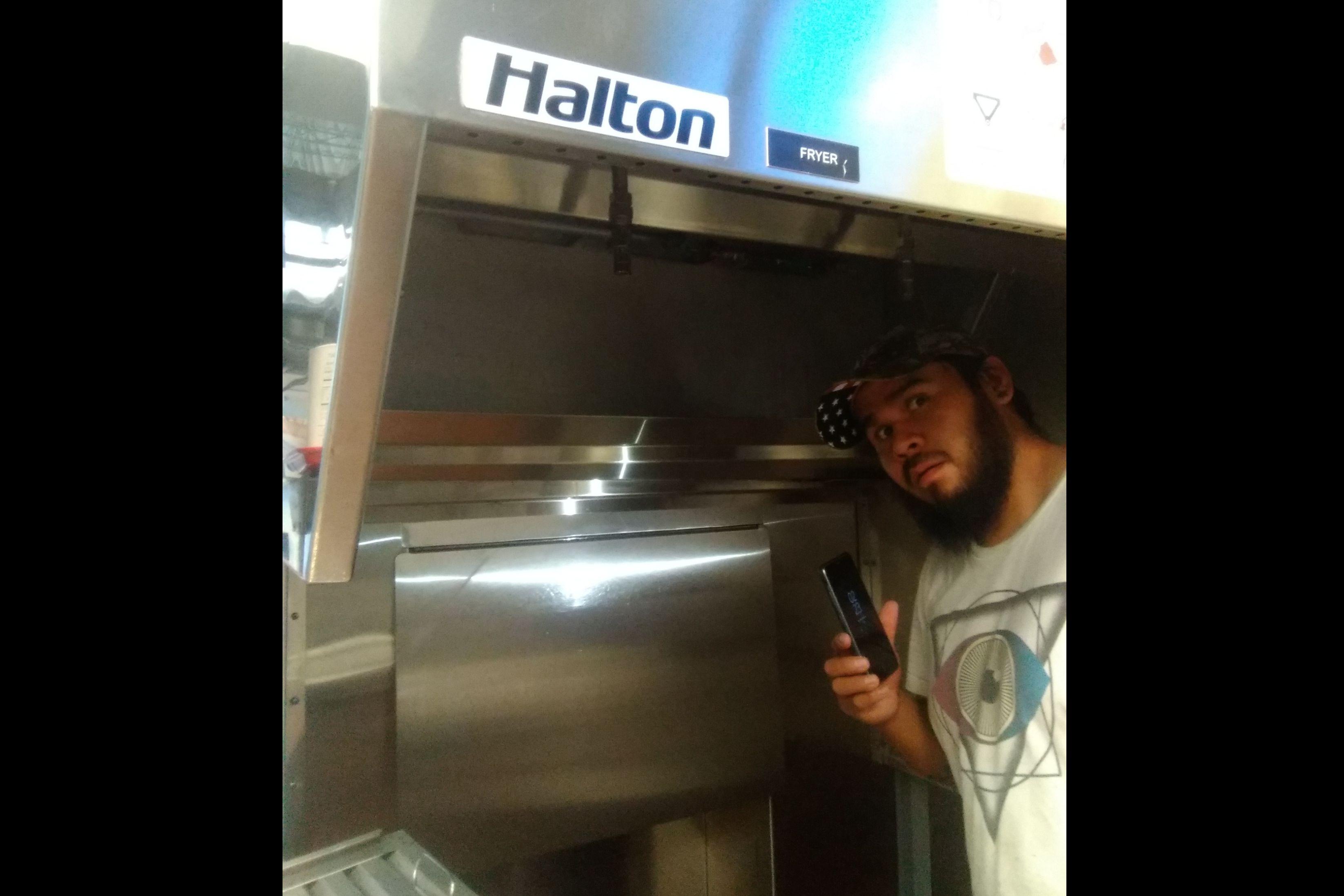 Halton Fryer