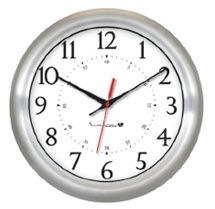 Innovation Wireless Brushed Alauminuim Clock-1.jpg