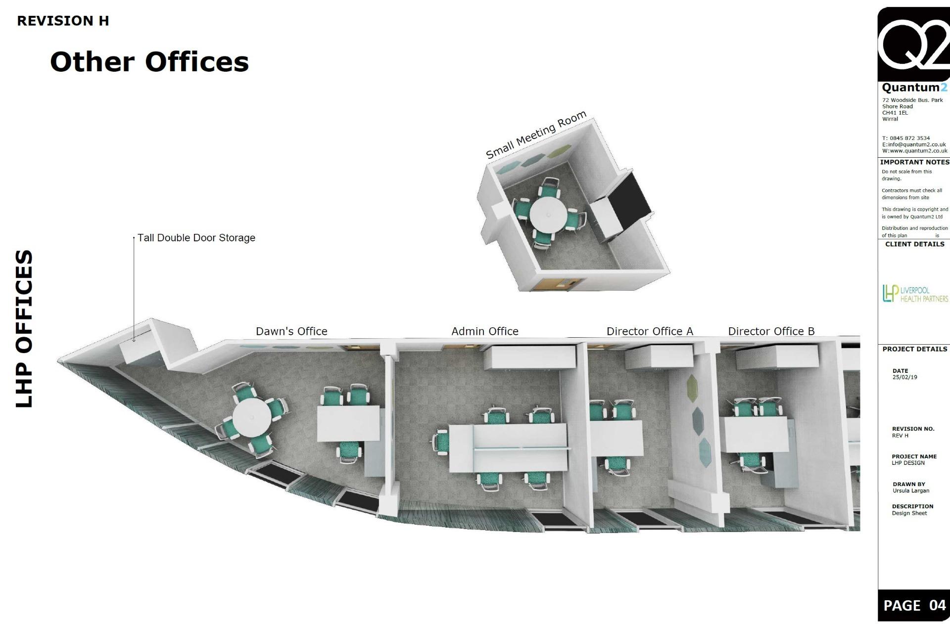 3D Design & Space Planning