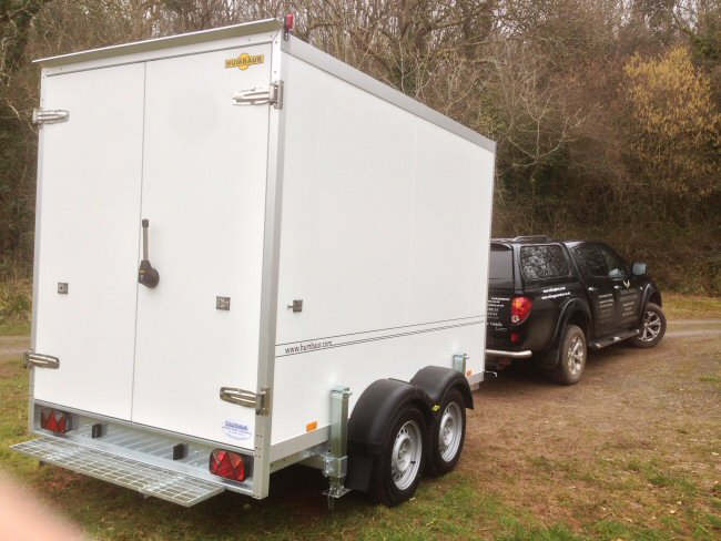 Refrigerated trailer hire somerset