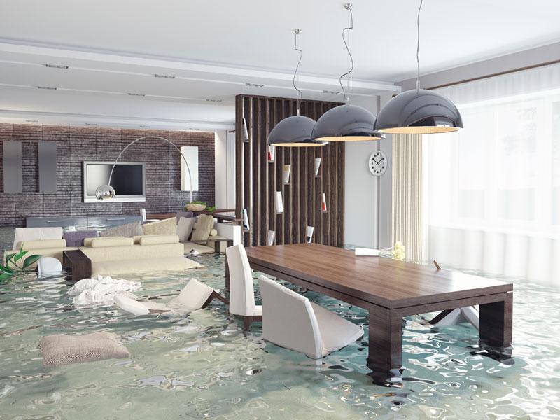 Taking Care of Your Las VegasFlood Damage Repair Right Away
