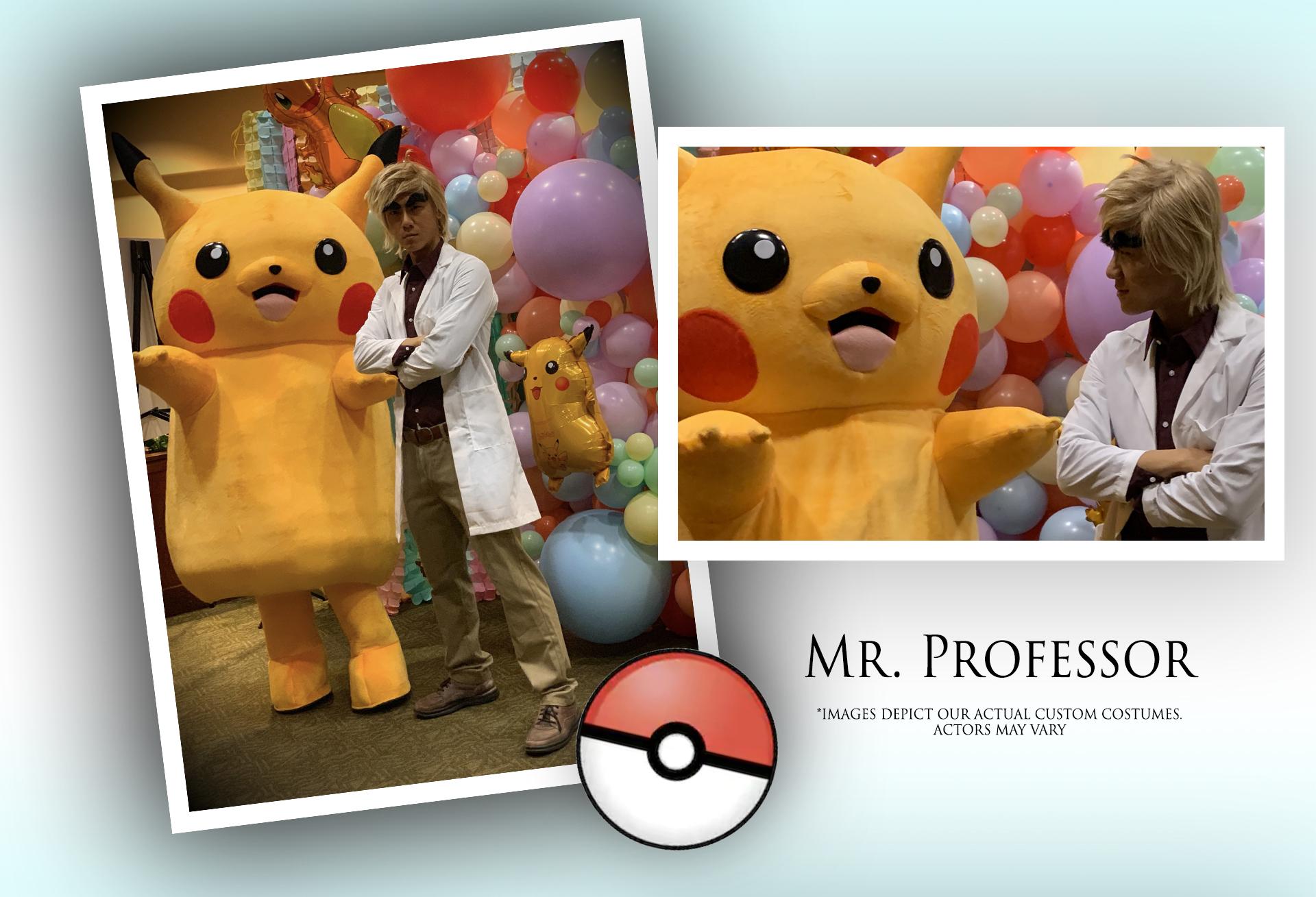 Mr Professor