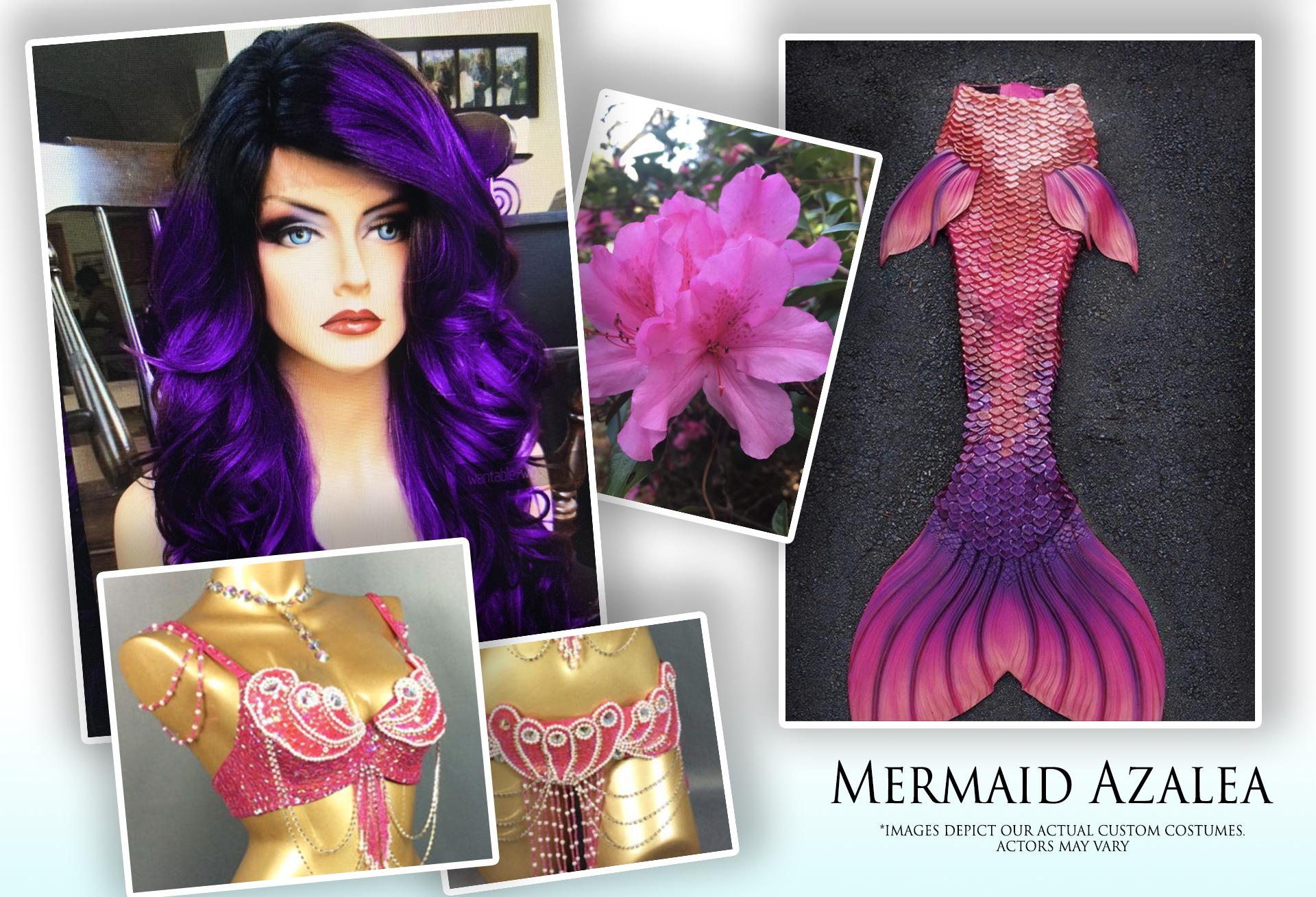 Mermaid Azalea