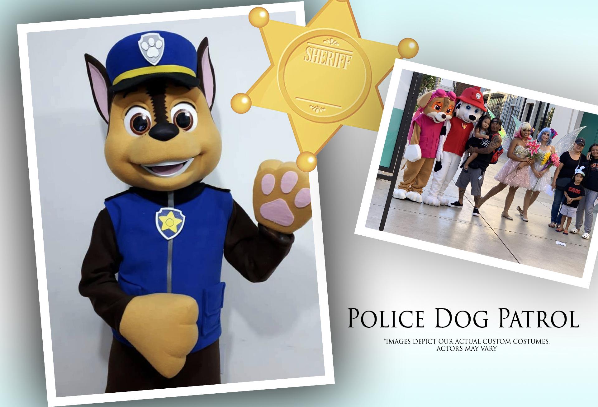 Police Dog Patrol