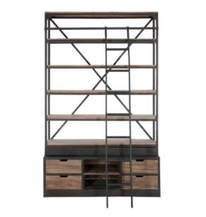 eiffel_industrial_wide_bookshelf_with_ladder_bos124_1_.jpg