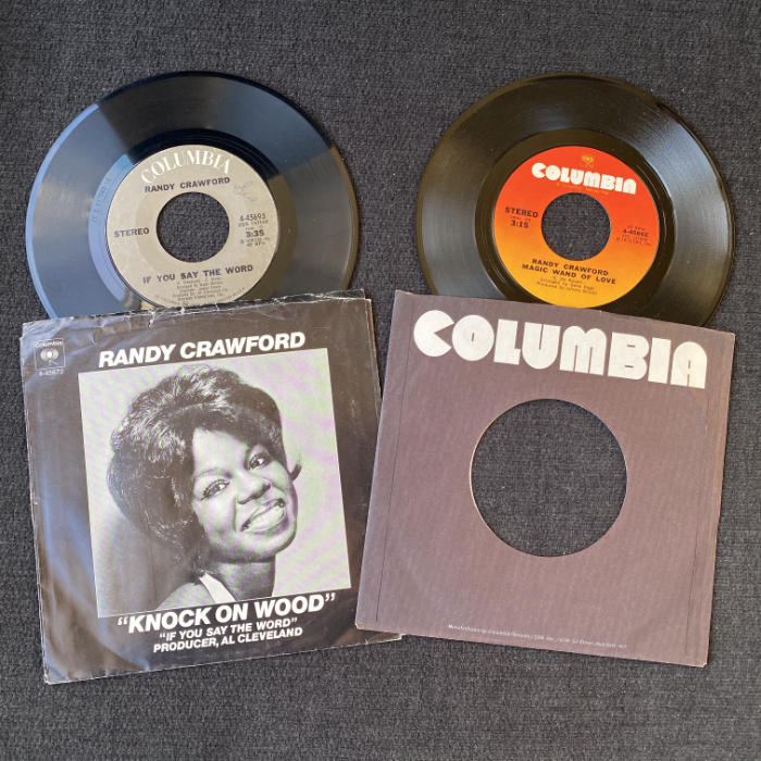 Randy Crawford Columbia Singles