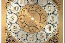 Gradfather Clock Dial Face Clock Parts.jpg