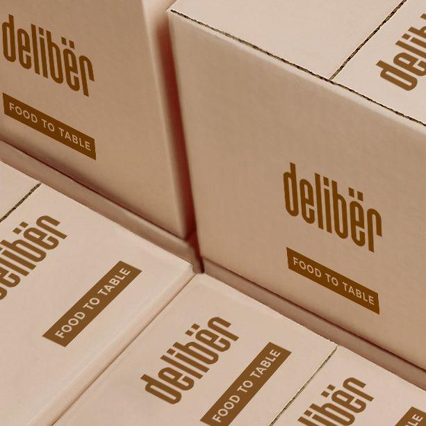 Deliber > מיתוג