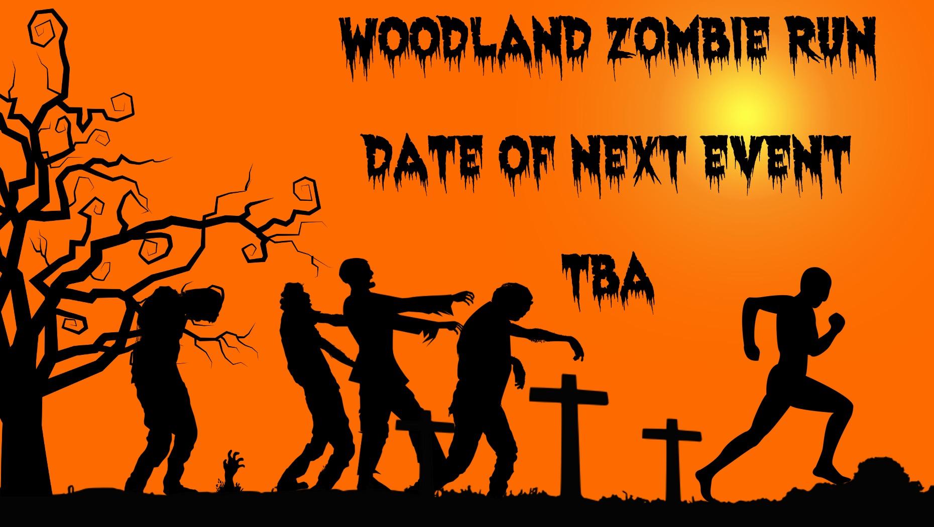Woodland Zombie Run Norwich