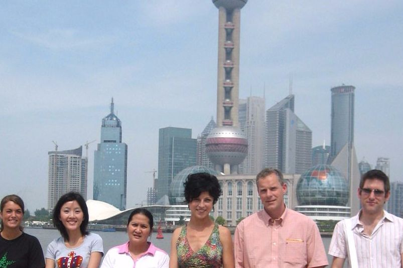 Students in Shangahi