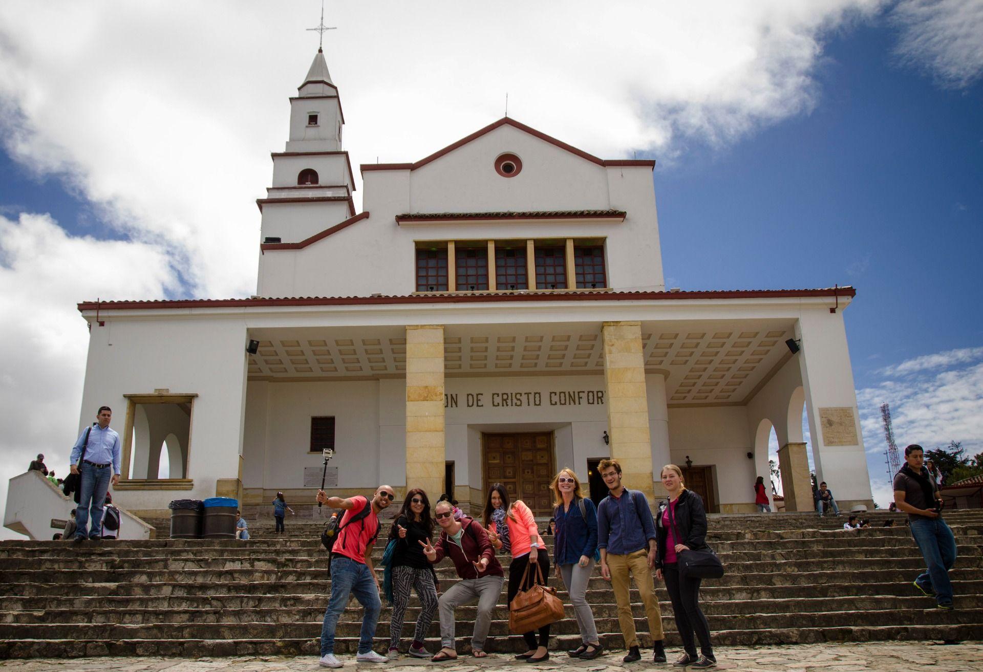 Day trip in Bogota