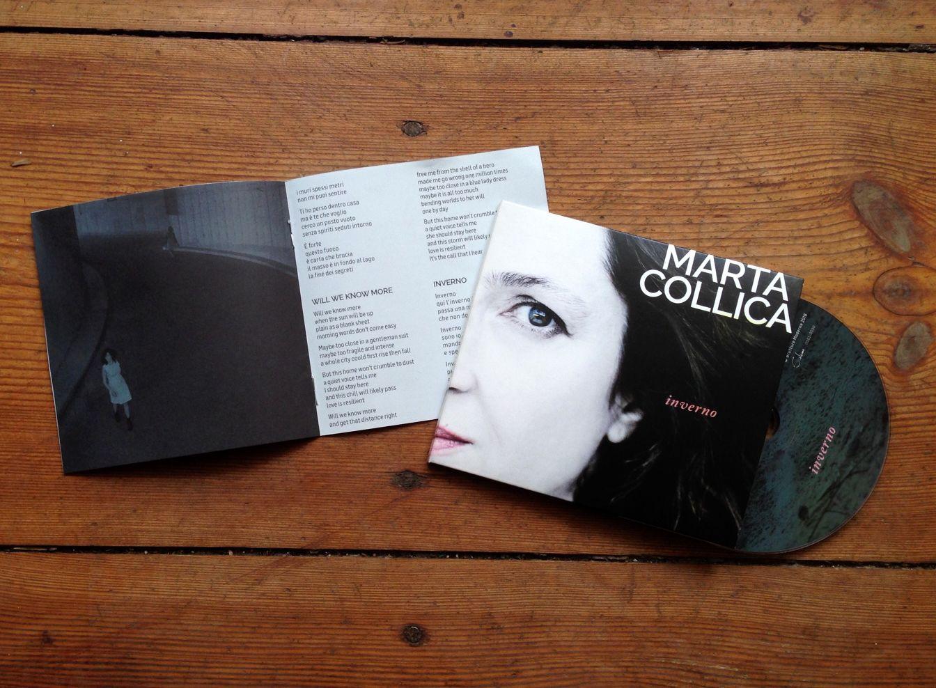 Inverno Digipack Marta Collica