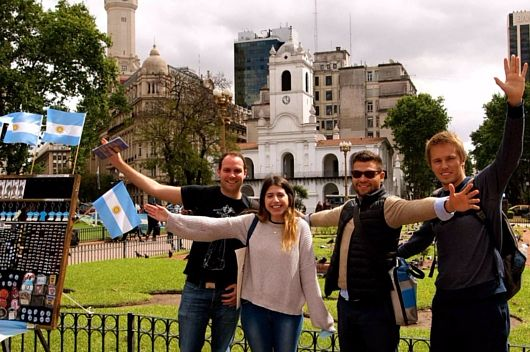 Social Activities in Buenos Aires