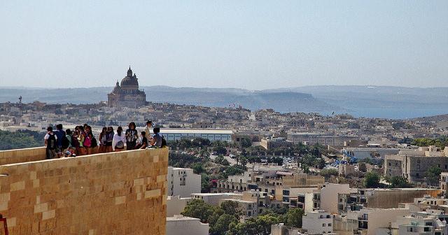 Malta view