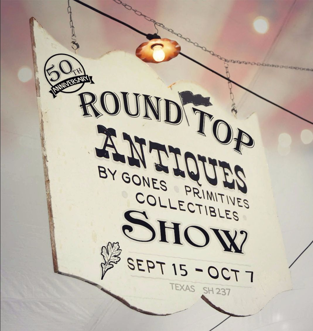 Round Top Texas Antiques Show