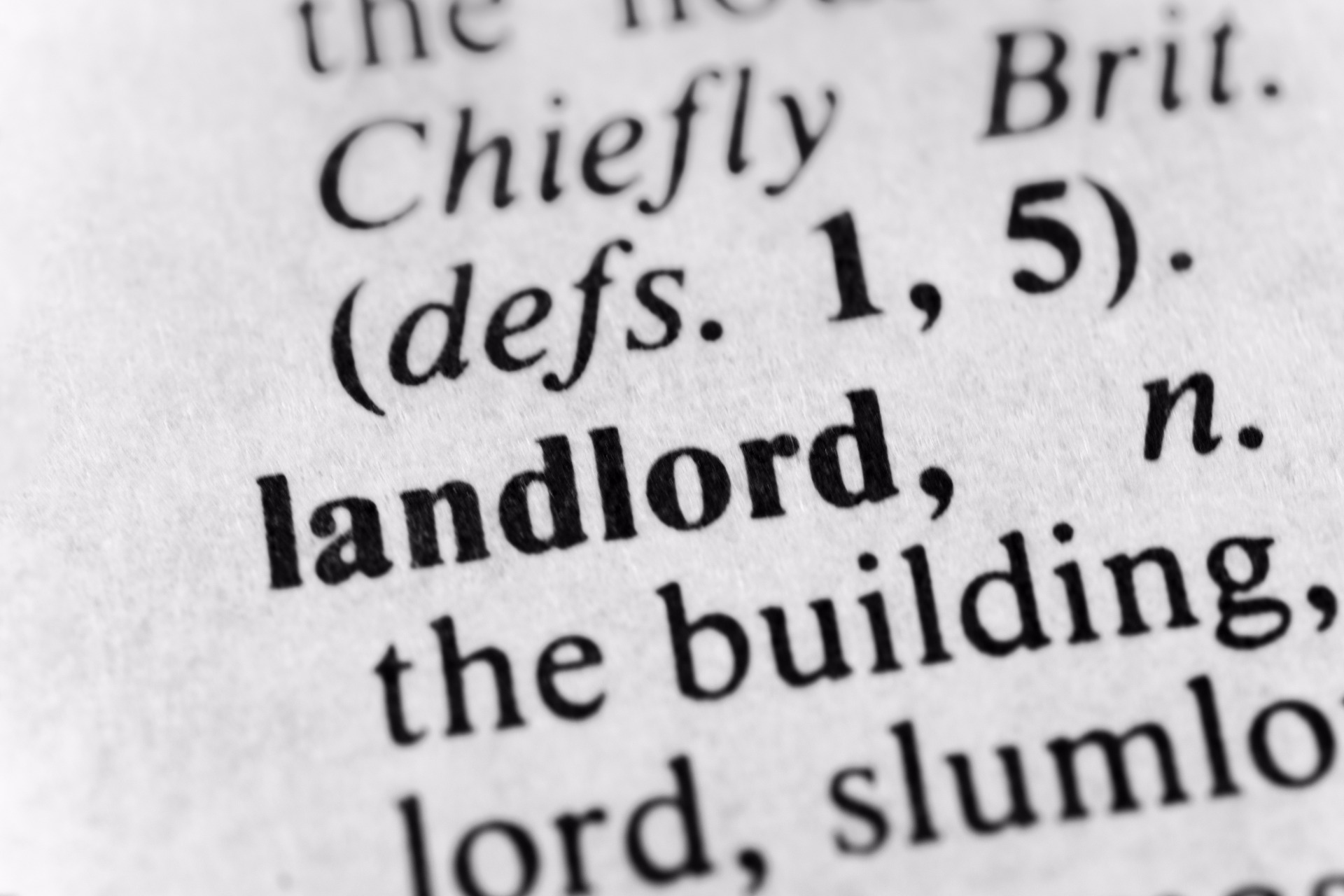 Rogue Landlords