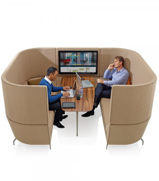 Cwtch Meeting Booth
