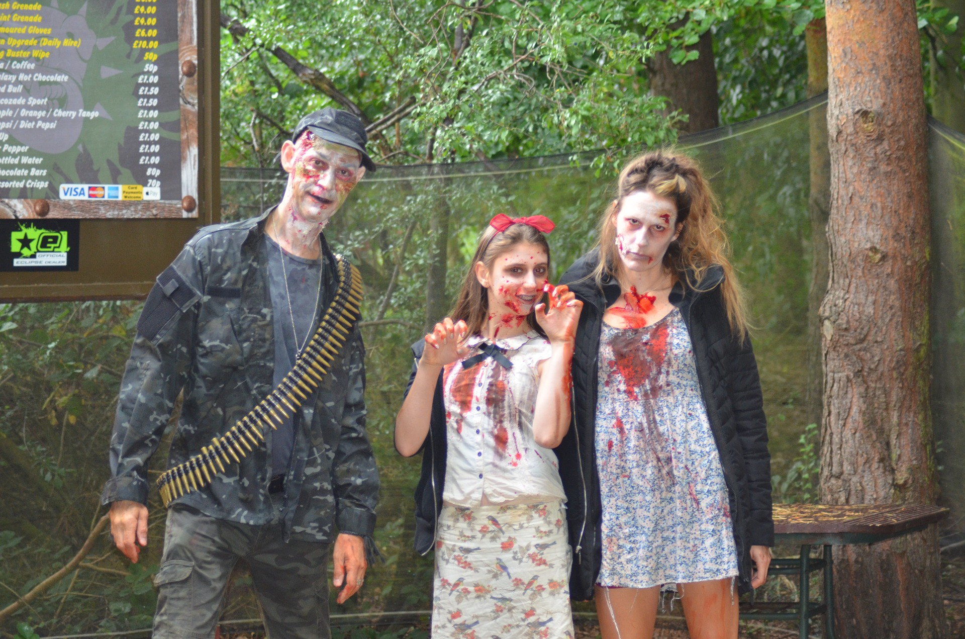 Family of Zombies