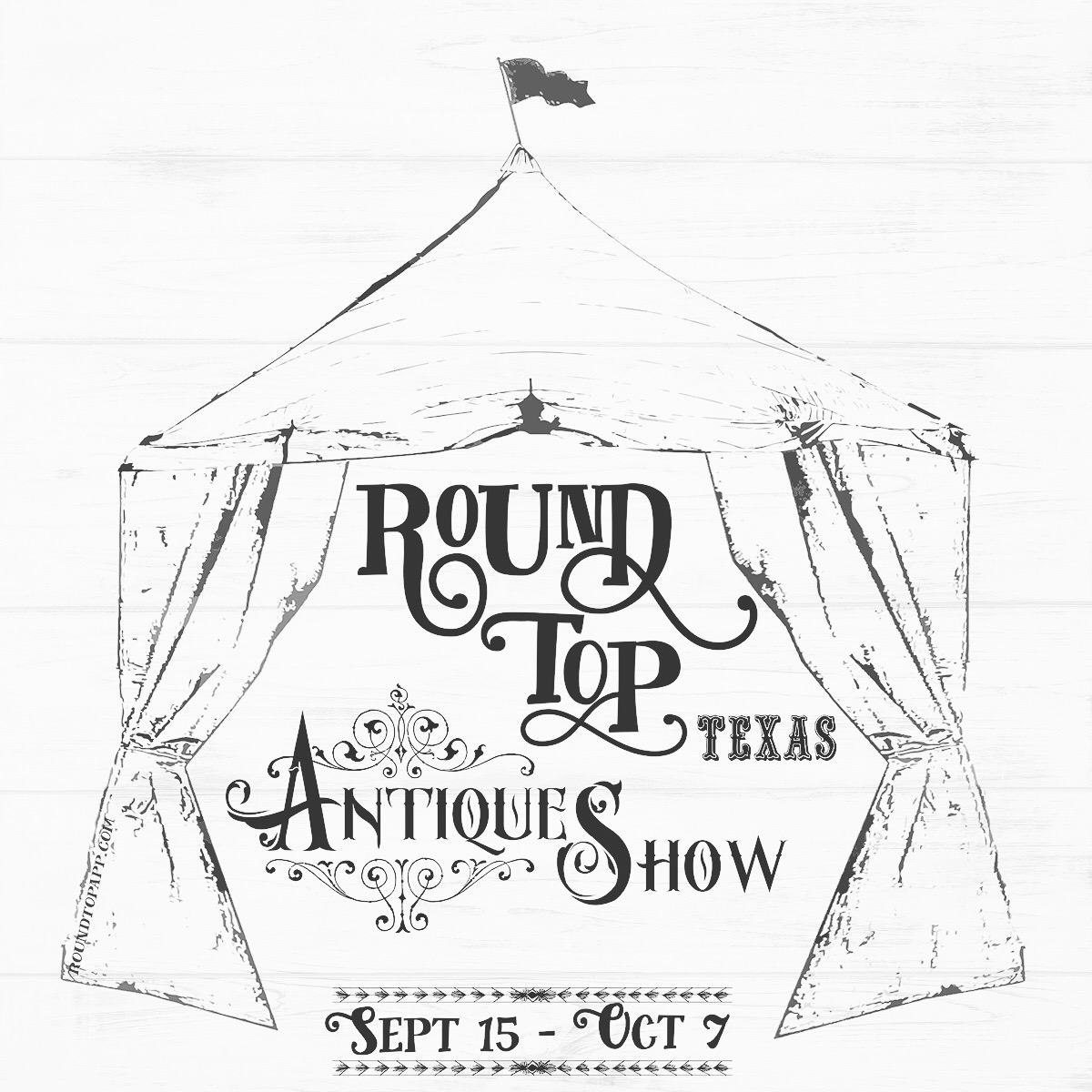 Round Top Antique Show Fall 2017