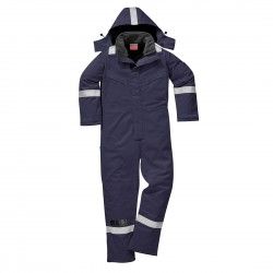 FR53 FR ANTI STATIC WINTER COVERALL