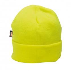 B013 HI VIS INSULATED CAP
