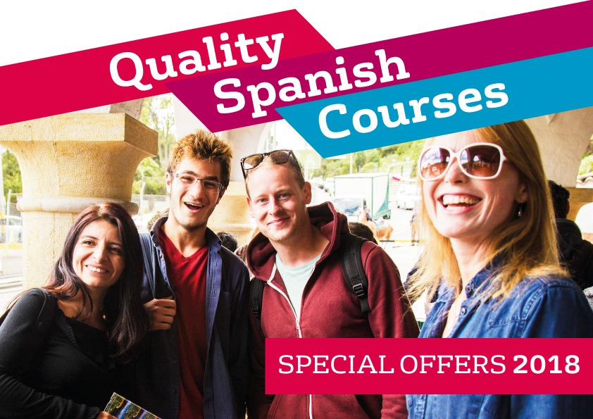 Spanish courses, Special offer