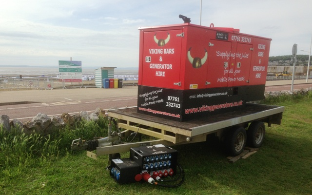 Generator Hire Weston Super Mare