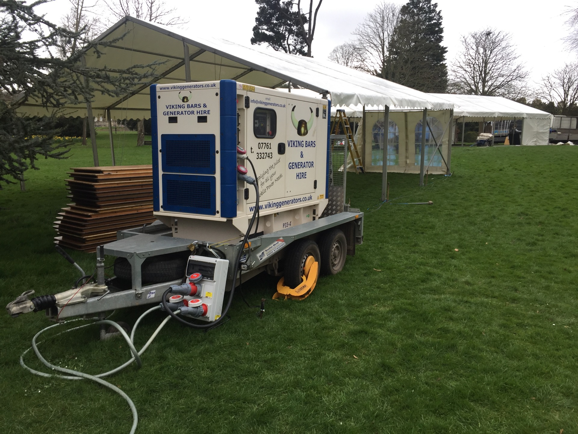 Event Generator Hire In Bath