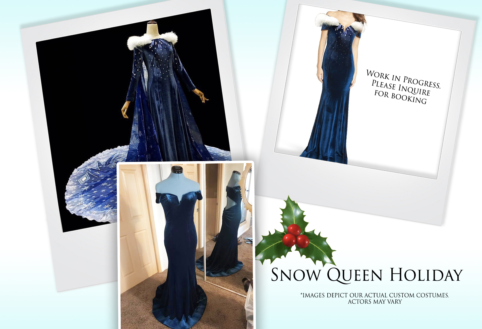Snow Queen Holiday