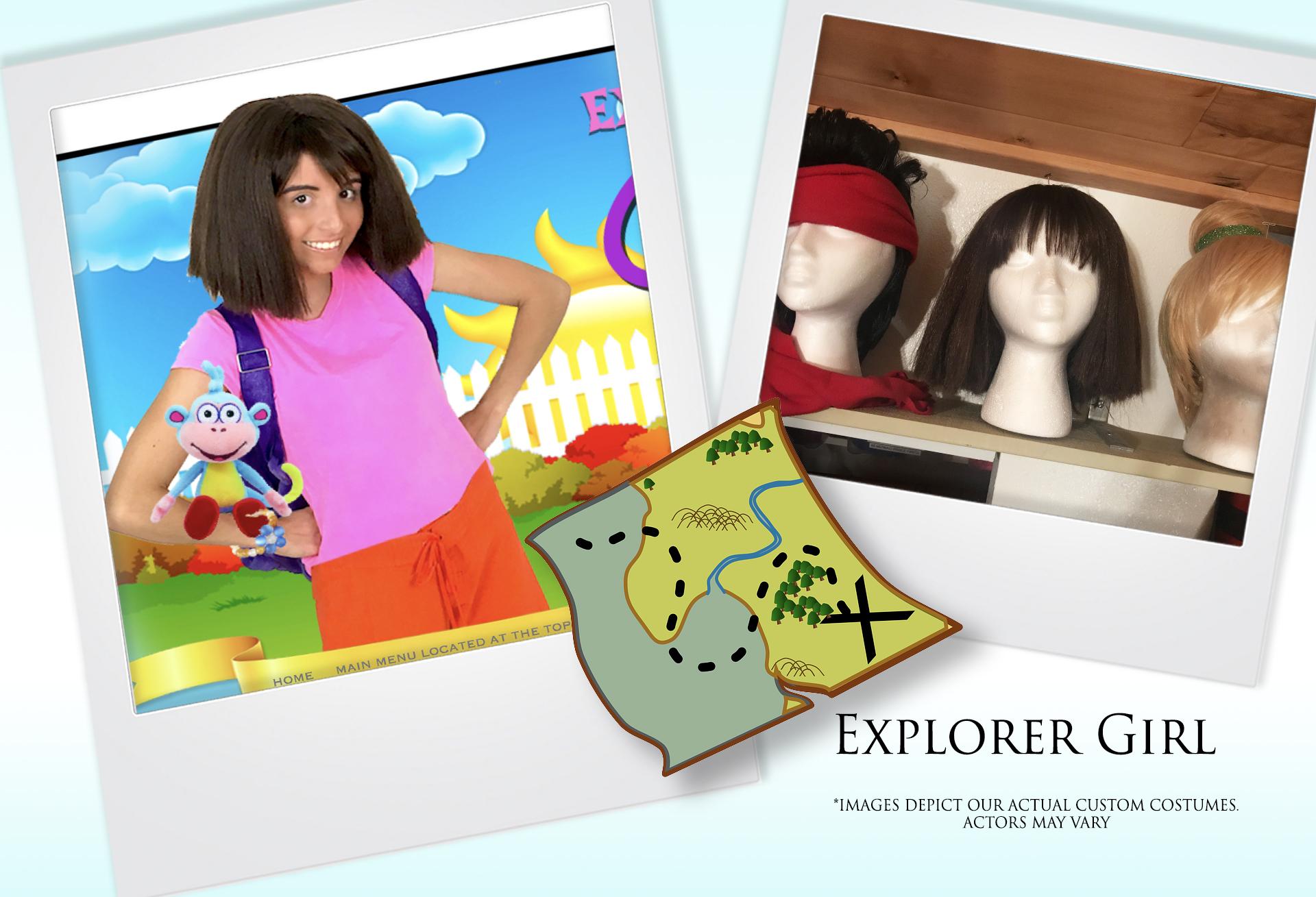 Explorer Girl