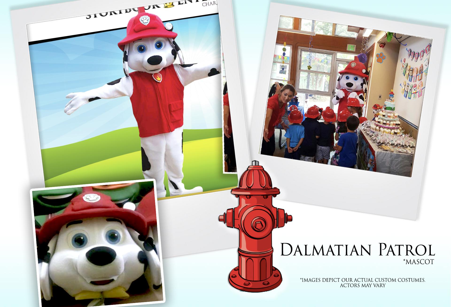 Dalmatian Patrol