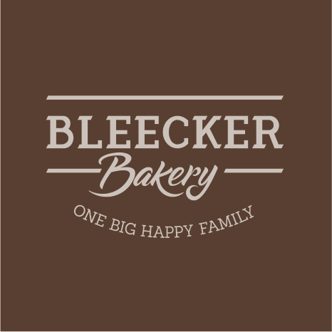 Bleecker Bakery Chain New Branding